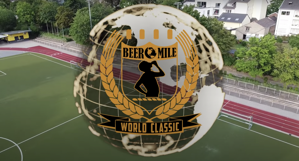 World Beer Mile Classic
